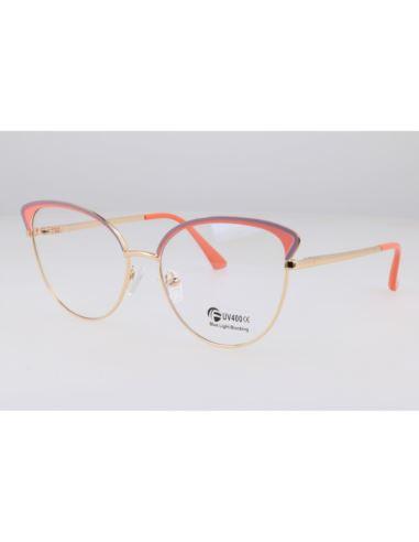 Okulary lenonki oversize lustrzanki