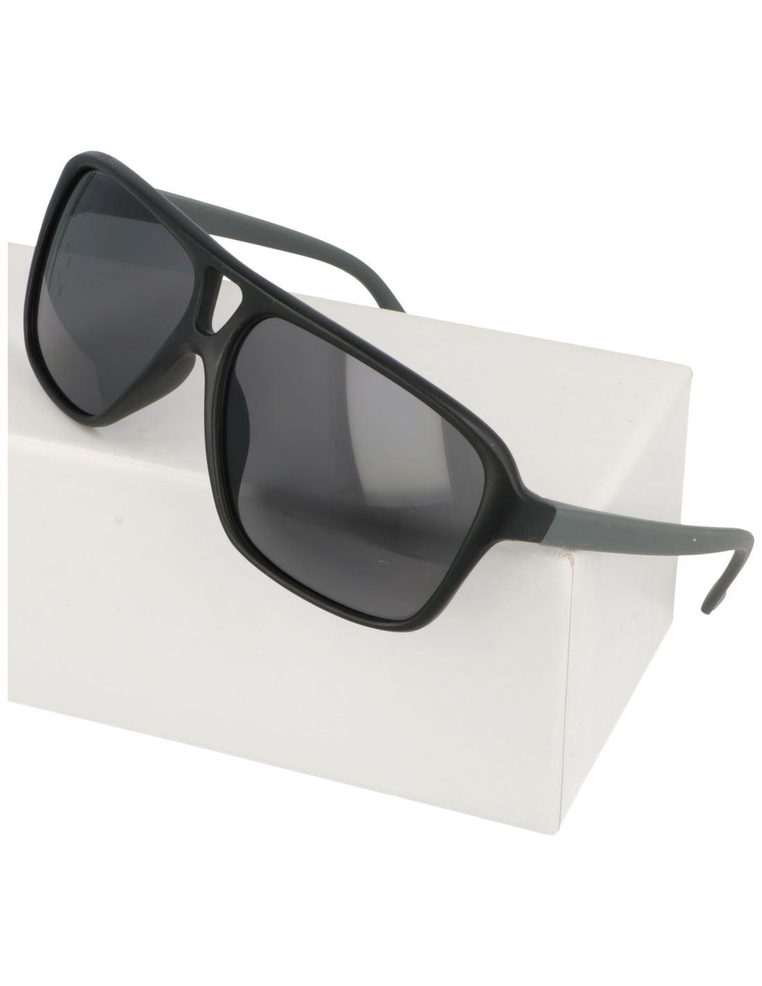 Okrągłe lustrzane okulary orange