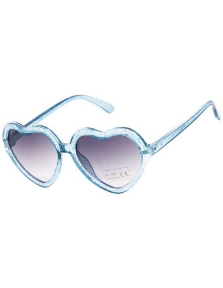 Okulary damskie zerówki kocie w panterke 0099 hurt