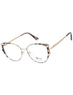 Plecak szkolny moro niebieski 1724-2
