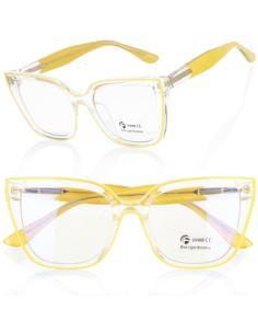 Kapelusz Fedora Yellow 1542