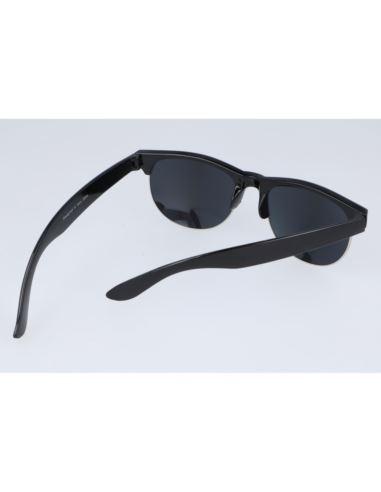 Modny kapelusz blogerek damski filc granatowy