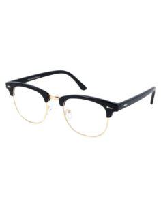 Przeciwsłoneczne okulary damskie oversize 2411