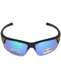 Okulary zerówki oversize z antyrefleksem czarne