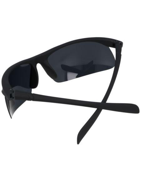 Okulary ZERÓWKI z ANTYREFLEKSEM czarne FILTR