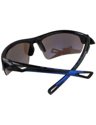 BRĄZOWE okulary ZERÓWKI w stylu VINTAGE