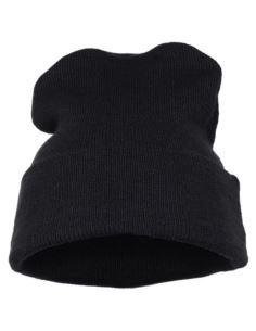 Capka  z daszkiem Full cap - czarna 10