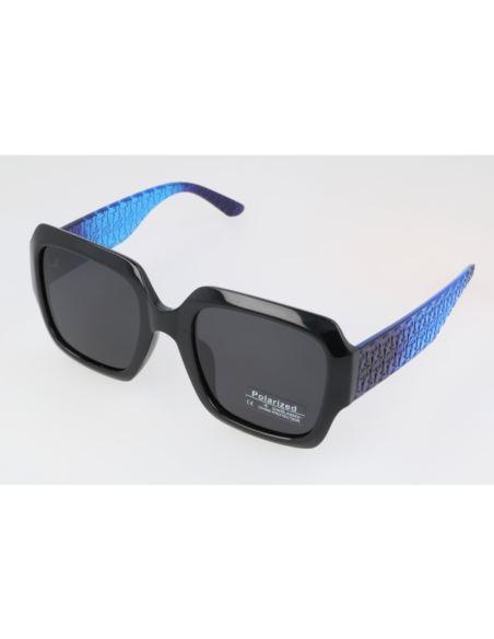 Okulary przeciwsłoneczne retro PŁASKIE szkła