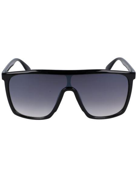 Lustrzane okulary damskie CAT EYE z filtrem