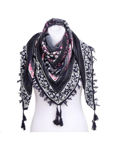 Okulary Przeciwsłoneczne Retro Brązowe