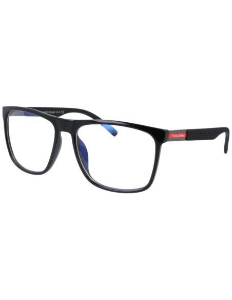 Damskie okulary retro, pantera