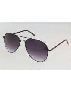 Duże lustrzane okulary oversize z cyrkoniami