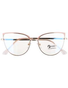 Plecak Skórzany Vintage Niebieski 1303/13